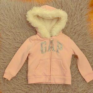 Baby/toddler girl Gap sweatshirt
